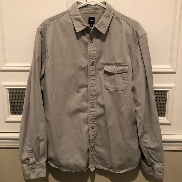 GAP Other - Gap Long Sleeve Button Down - Large